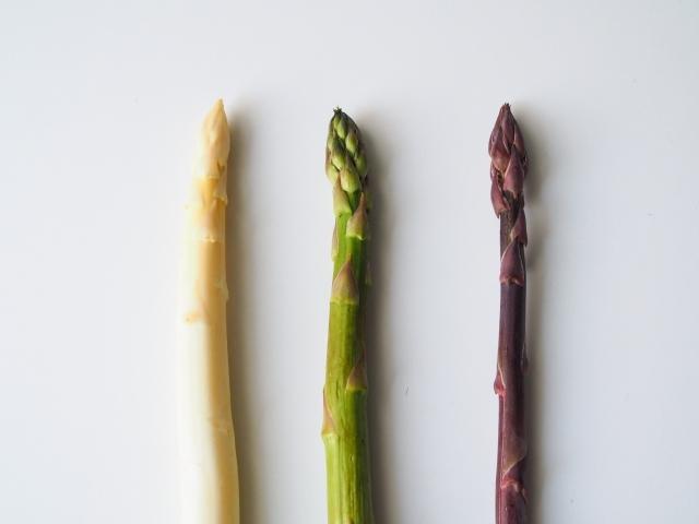 【アスパラガス大全】アスパラガスの旬はいつ?日本で食べられているアスパラガスの種類も紹介!
