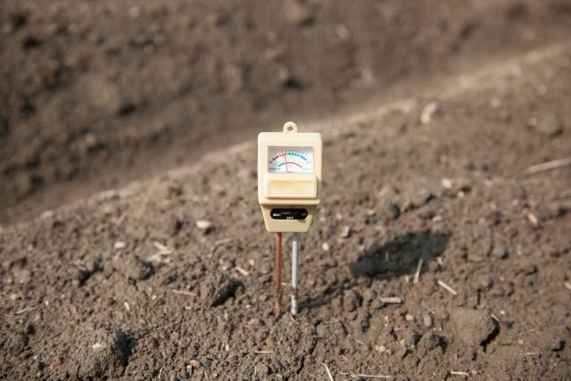 土のpHに注意しよう!土壌酸度のイロハ